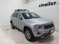 2014 Jeep Grand Cherokee Whispbar Locking Rooftop Ski and ...