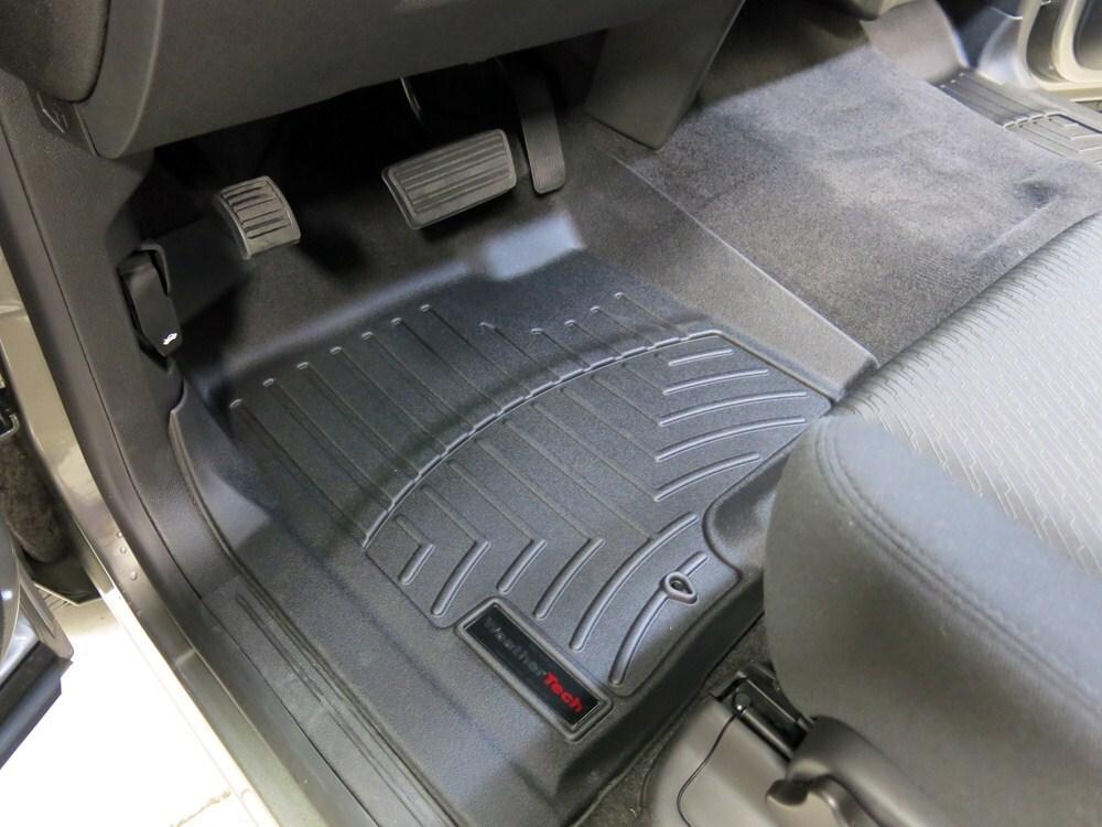 2012 Chevrolet Silverado Floor Mats WeatherTech
