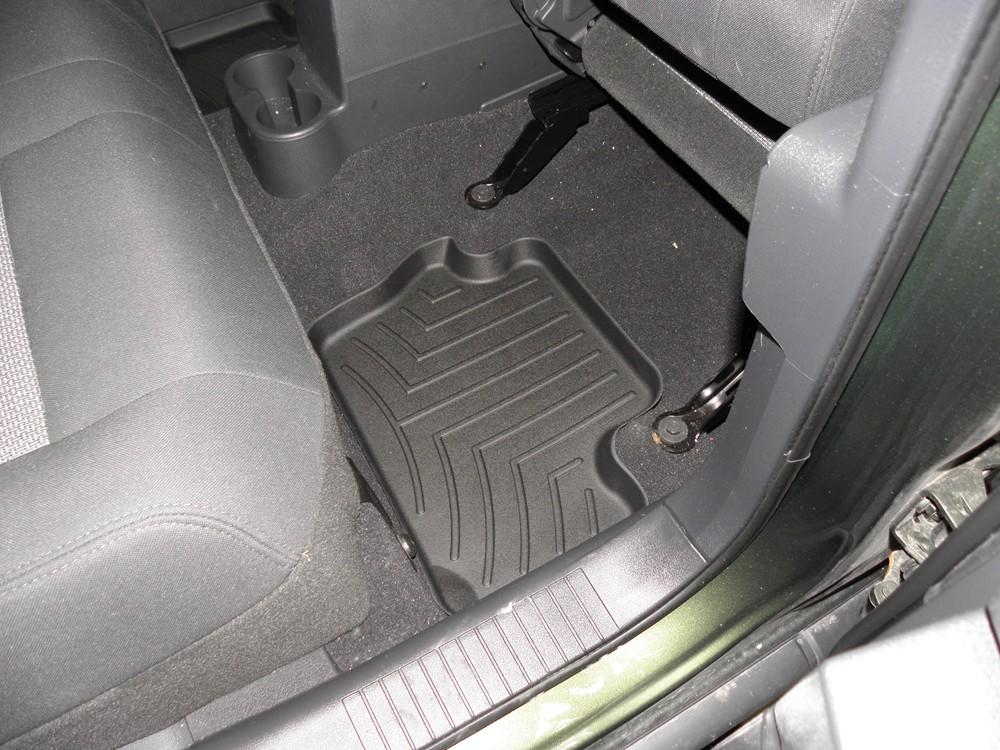 2014 Jeep Patriot Floor Mats  WeatherTech