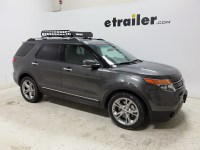 Ford Flex Yakima Roof Rack