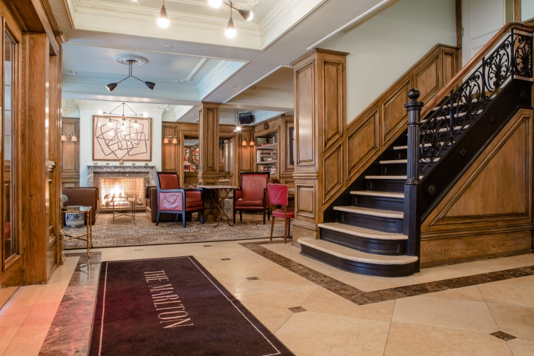 The Marlton Hotel New York City  EtravelTripscom