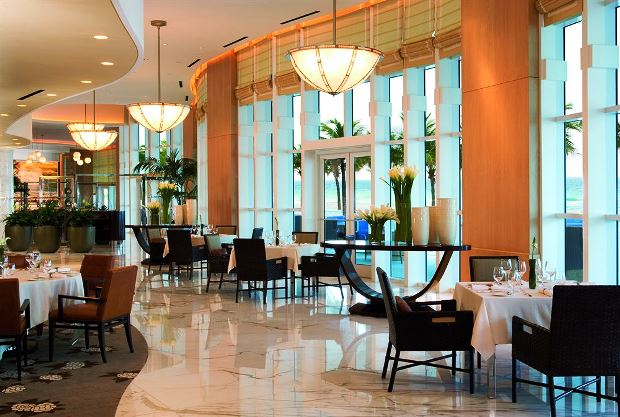 moon chairs for adults water lounge the ritz-carlton, fort lauderdale