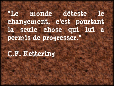 Citation semaine 43