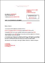 Cover Letter Client Executive