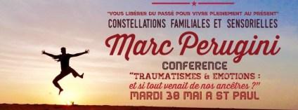marc perugini - conférence sur nos ancêtres - constellations familiales - être soi