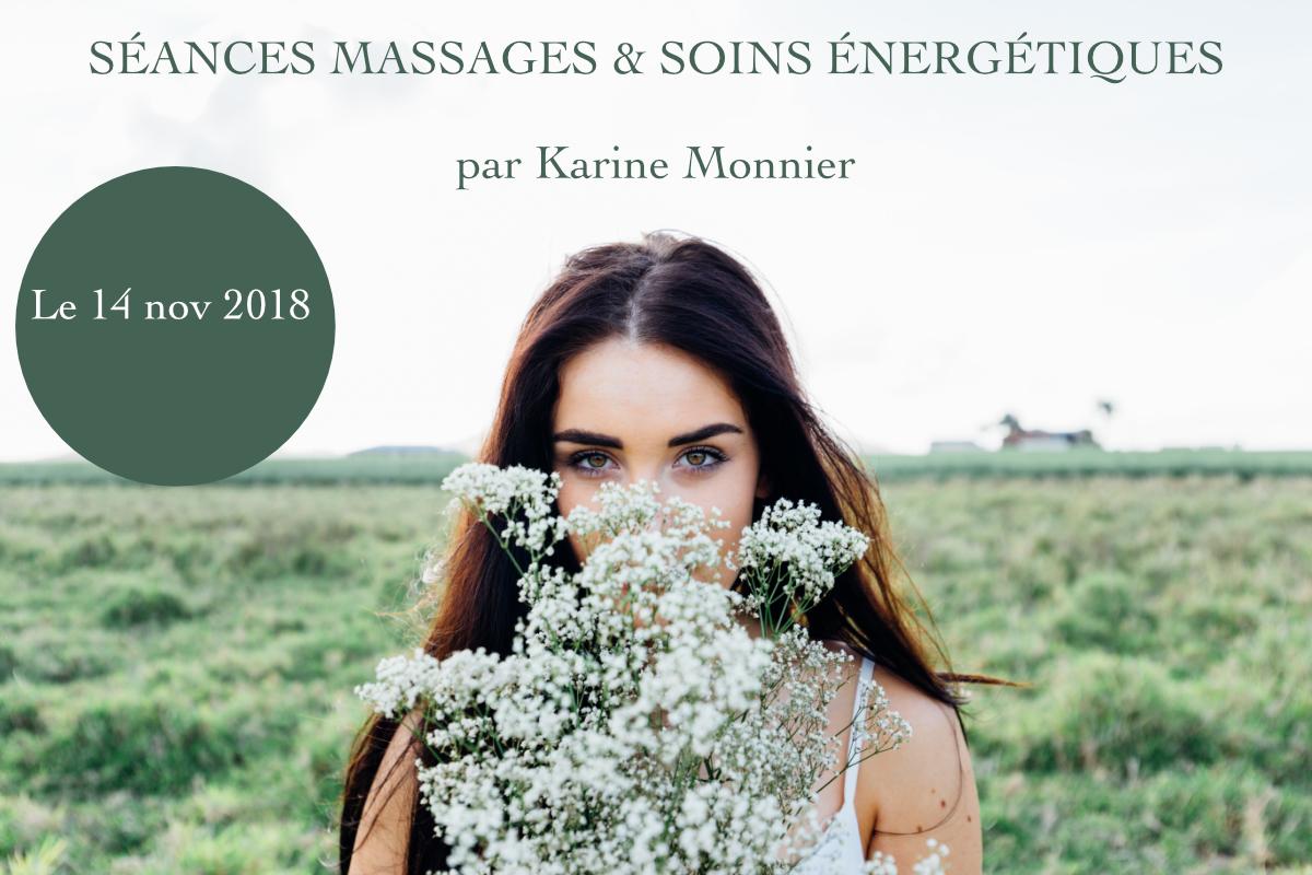 soins - massages - karinne monnier - suisse - reunion - Être Soi