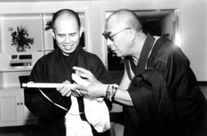 Daila_Lama et Thich-Nhat-Hanh - Être Soi