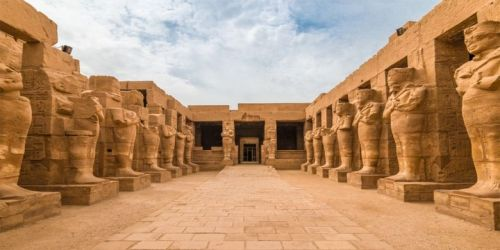 temple de karnak - egypte - Être Soi
