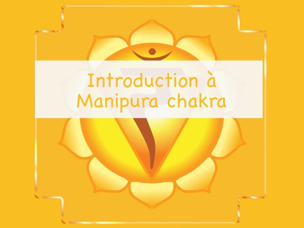 manipura chakra - sandra grange - être soi
