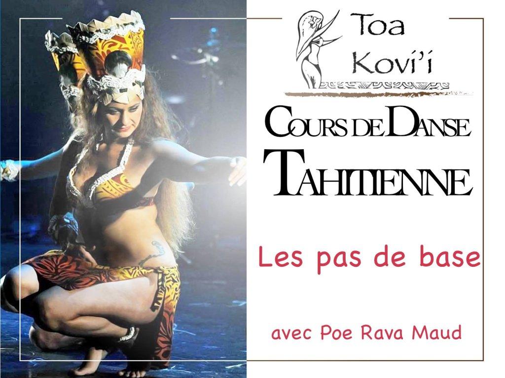 cours de danse tahitienne - les pas de base - a la reunion - être soi