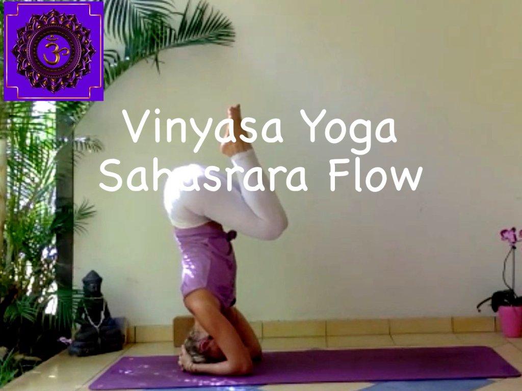 cours-de-yoga-sahasrara-flow - sandra grange - être soi