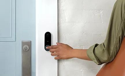 nest video door bell installation in Chicago, IL