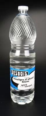 vinaigre blanc 1 5l 8 la bouteille
