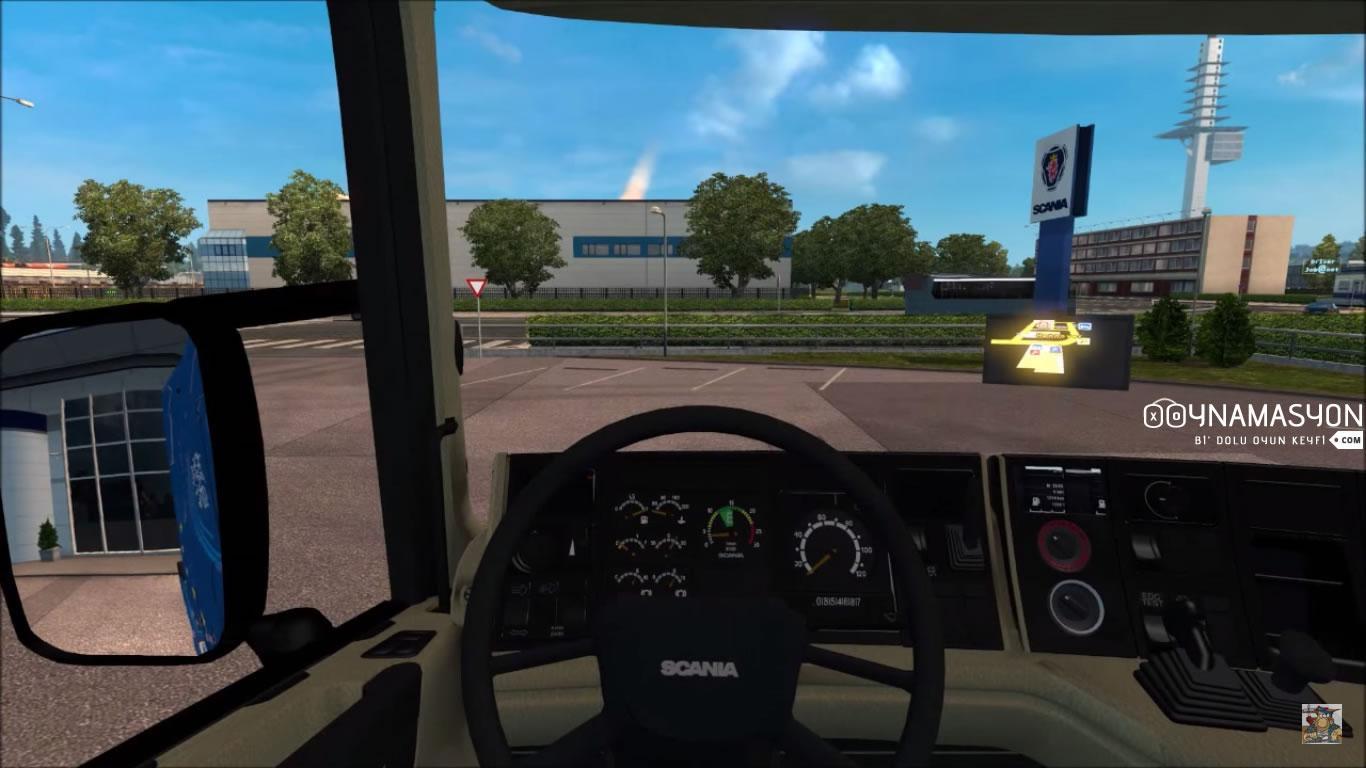 SCANIA R124 120X 121X Truck Euro Truck Simulator 2 Mods
