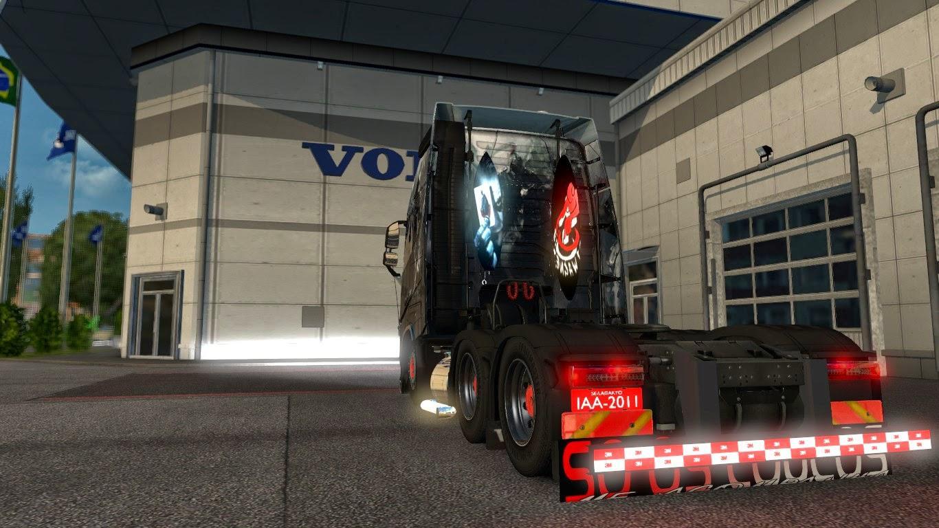 VOLVO FH16 2013 EDIT BRASILEIRO V20 Truck Euro Truck