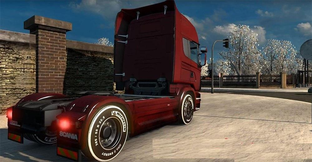 Mods Truck Trucker Euro 2
