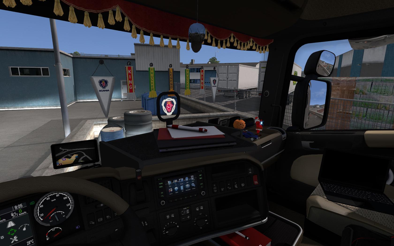 Scania R Amp S Series V5 1 Truck Euro Truck Simulator 2 Mods