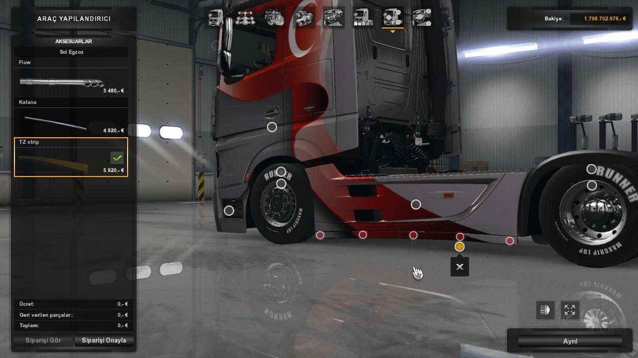 Fog Lights Trucks