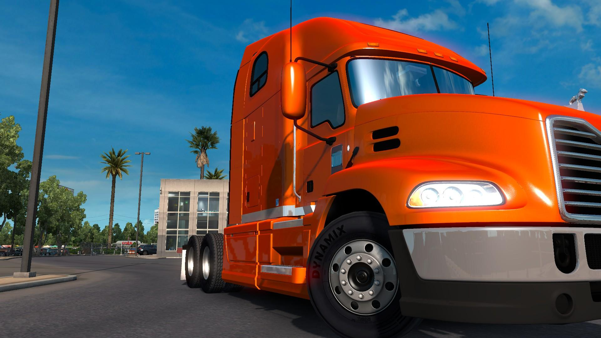 Mack Pinnacle 1 30 X For Ats Euro Truck Simulator 2 Mods