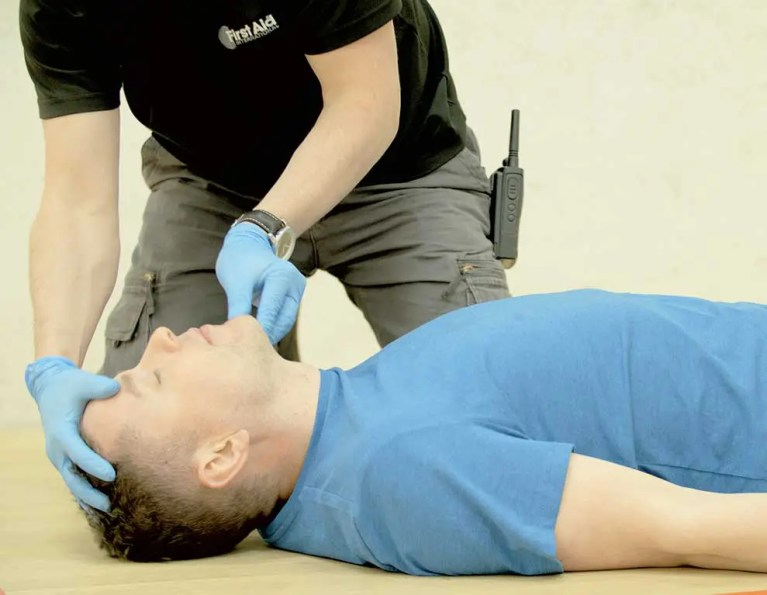 emergency workplace first aid training