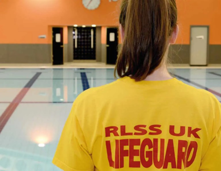 RLSS UK Lifeguard Qualifications