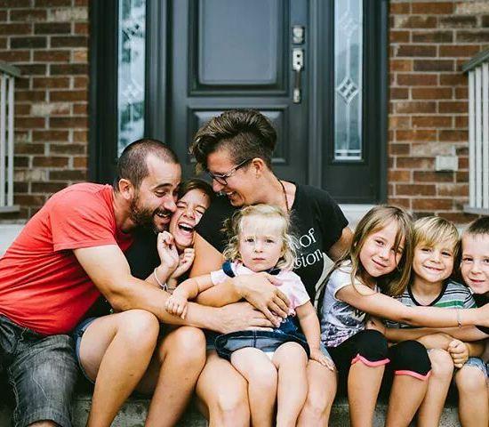 Notre route - Témoignage d'une famille