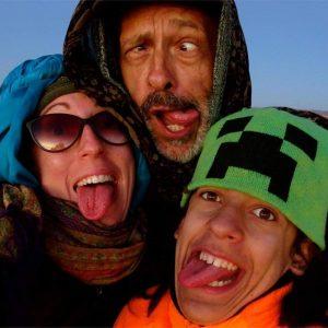 Les 3 moustiquaires - Témoignage d'une famille - En folie