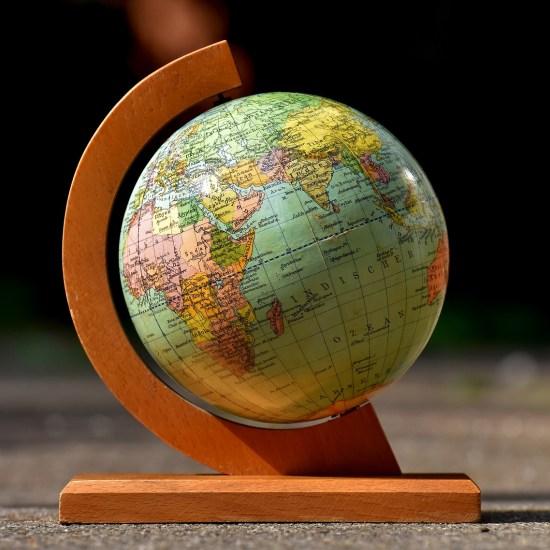 Tour du monde itinéraire dans la mesure du possible