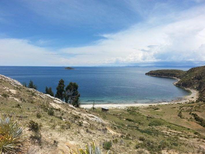 Bolivie: Itinéraire dans la mesure du possible - Isla del Sol