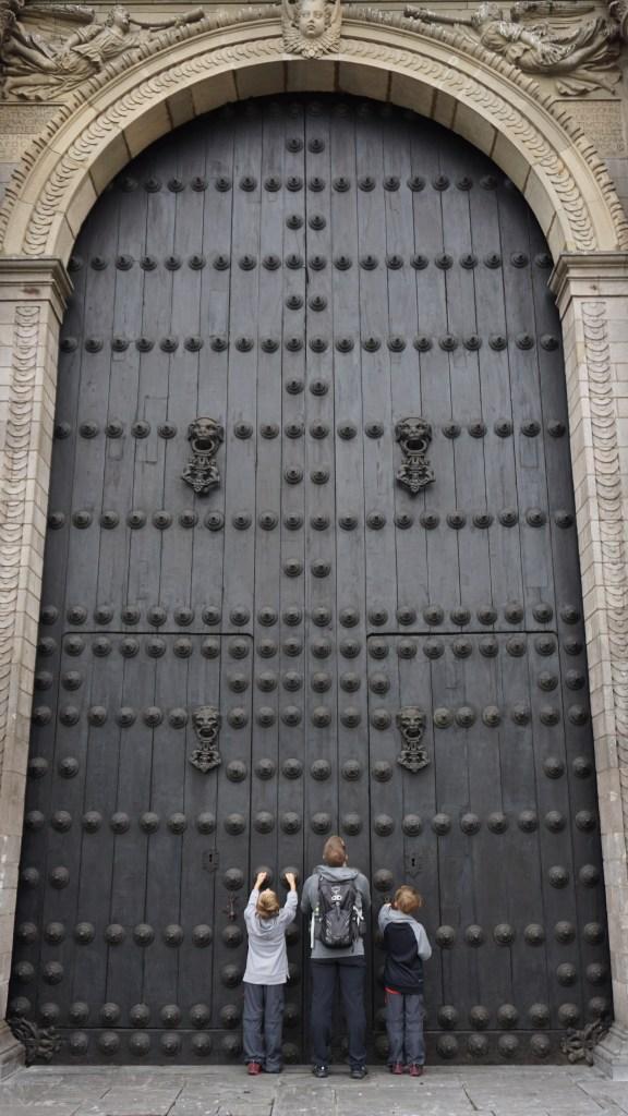 Lima - Cathédrale de Lima