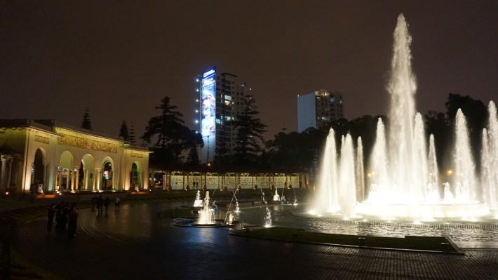 Lima - Circuito Magico del Agua