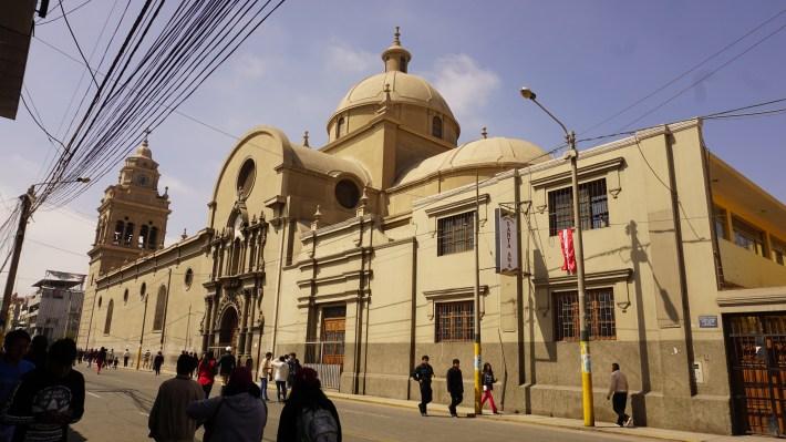 Ica - Une autre église