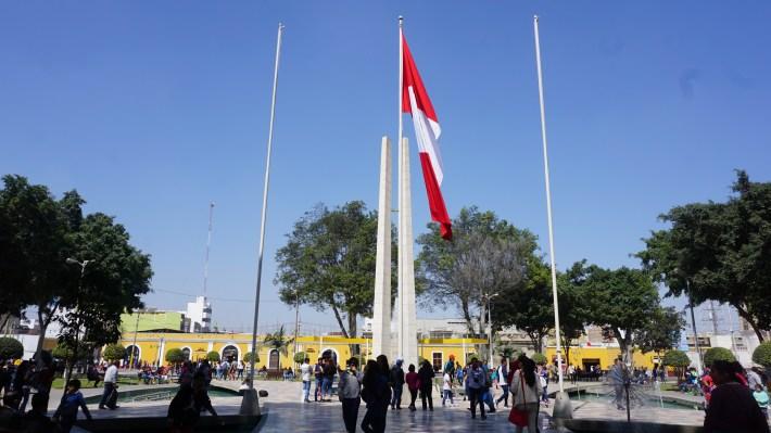 Ica - Plaza de Armas