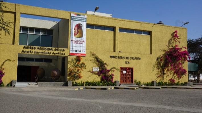 Ica - Museo Regional de Ica