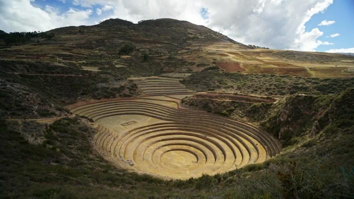 Vinicunca, Machu Picchu et haut là là - Moray