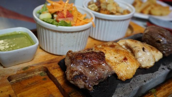 Vinicunca, Machu Picchu et haut là là - Trio de steak