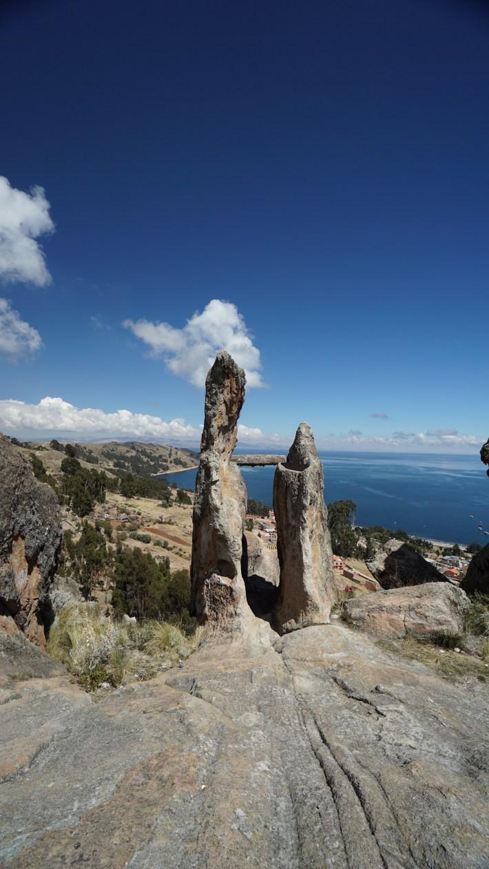 Ça gaz à La Paz - L'autre sommet