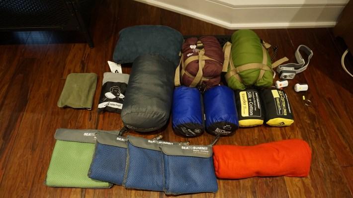 Notre équipement pour notre voyage autour du monde - Pour le confort