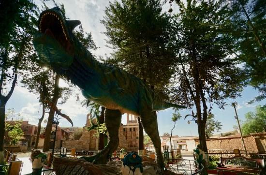 Torotoro - Un vrai monde perdu avec des dinosaures en plus