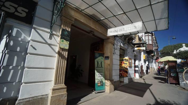 Sucre, Salar et Sud Lipez - Museo del Tesoro