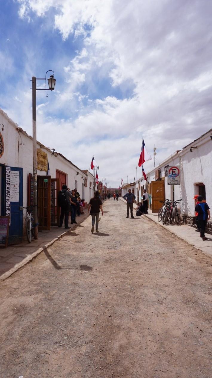 Comment aimer le Chili après ça? - Rue de San Pedro