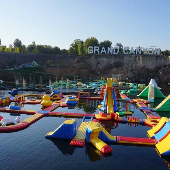 Une journée au Grand Canyon Waterpark de Chiang Mai