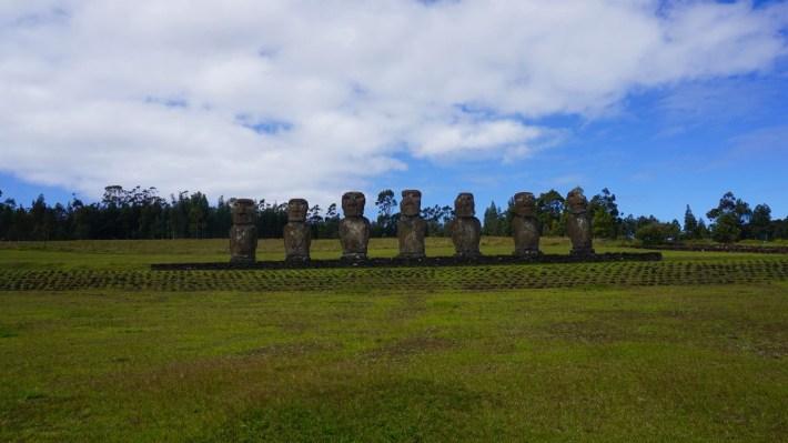 Île de Pâques - À la recherche de Rapa Nui pool - Ana Te Pahu