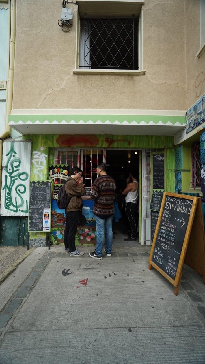 Trois petits tours au Chili et puis s'en vont en Patagonie - Meilleur café au monde