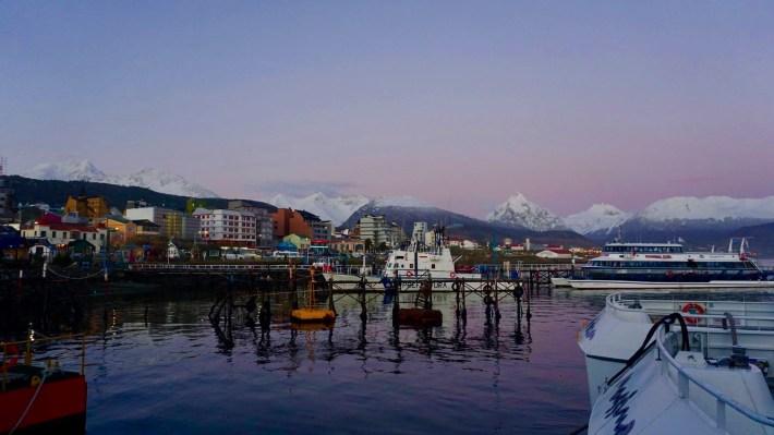 Descente au bout du monde - Ushuaïa