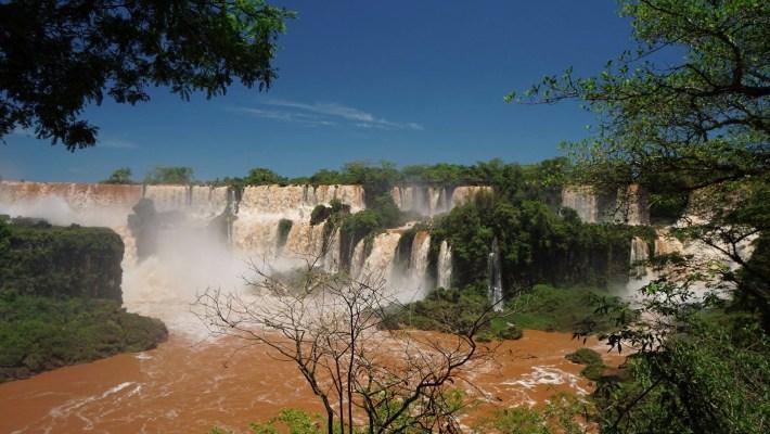 En Argentine, on fait comme les Argentins - Les chutes