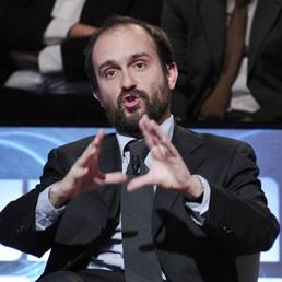 Il presidente del Pd, Matteo Orfini, area dei 'Giovani Turchi'.