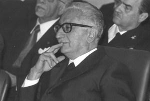 Giovanni Leone presidente della Repubblica (1971-1978)
