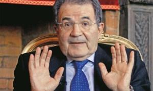 L'ex premier e fondatore dell'Ulivo Romano Prodi