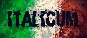 Il 'logo' dell'Italicum